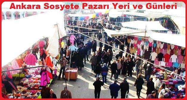 Ankara Sosyete Pazarı