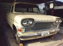 devrim arabası resmi