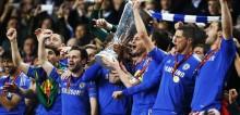 Uefa kupasını Chelsea aldı